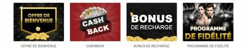 Bonus du Clic Casino