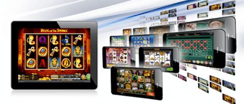 Choix de Mobile Casino