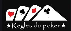 regle du poker
