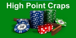 high point craps
