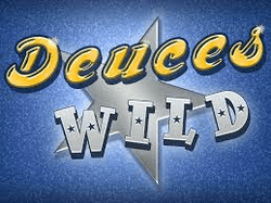 Deuces Wild Poker Video