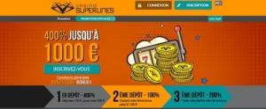 casino superlines en ligne